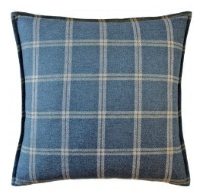 22x22 Pillow - Walton Indigo