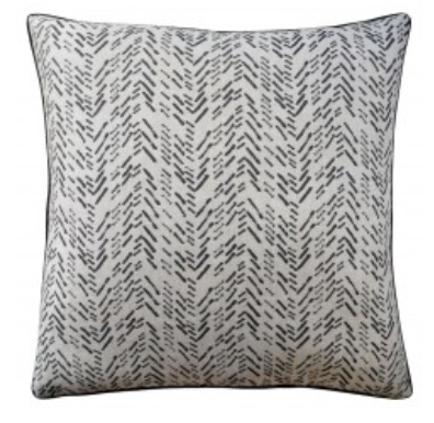 22 x 22 Pillow - Izora Charcaol