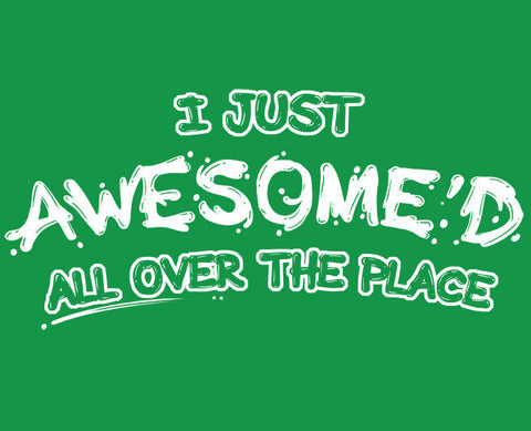 Awesomed Everywhere Tee