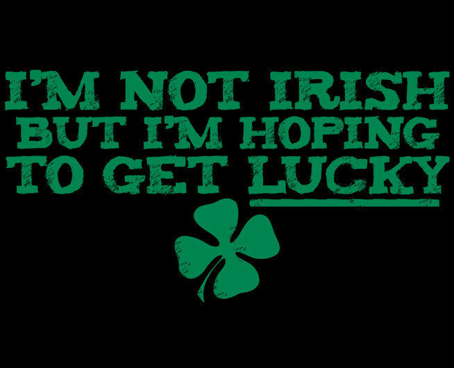 Irish Gettin' Lucky Tee