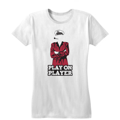 Play On Player Women's Tee