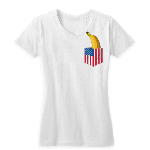 This Shirt is Bananas Women's V