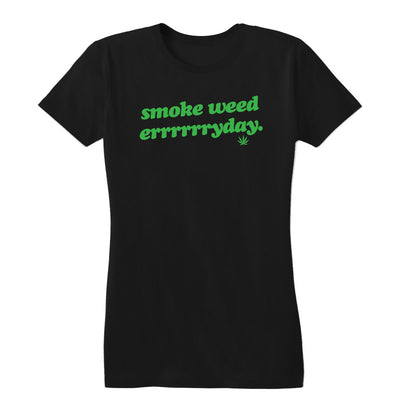 Smoke Errday Women's Tee