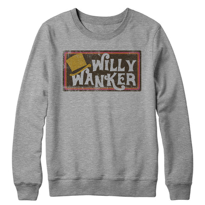 Willy Wanker Crewneck