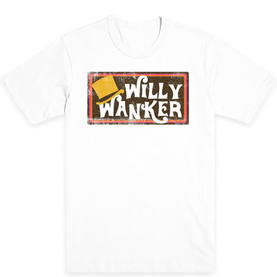 Willy Wanker Men's Tee