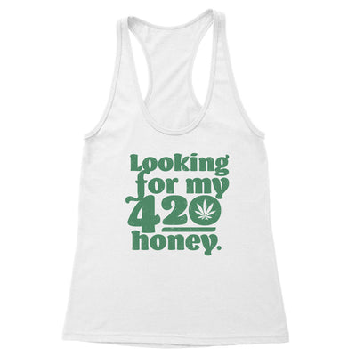 420 Honey Women's Racerback Tank