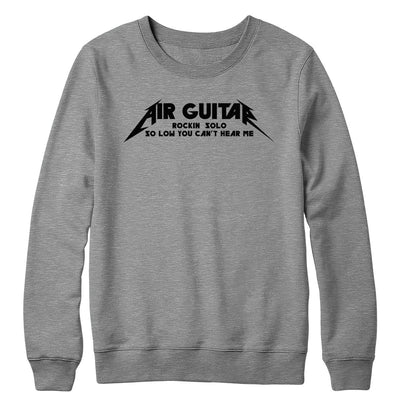 Air Guitar Crewneck