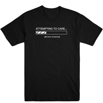 Attempting to Care Men's Tee