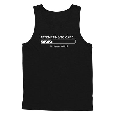 Attempting to Care Tank Top
