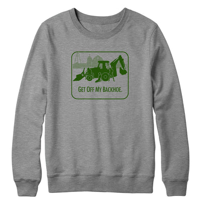 Backhoe Crewneck