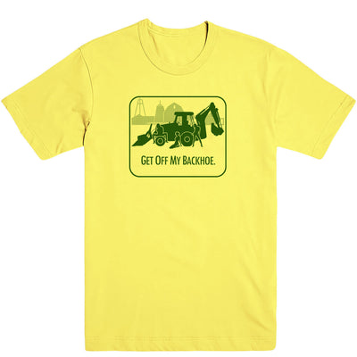 Backhoe Men's Tee