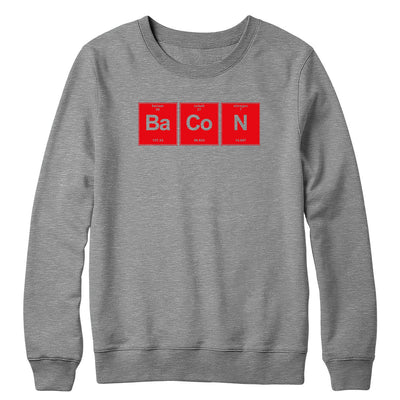 Bacon Elements Crewneck