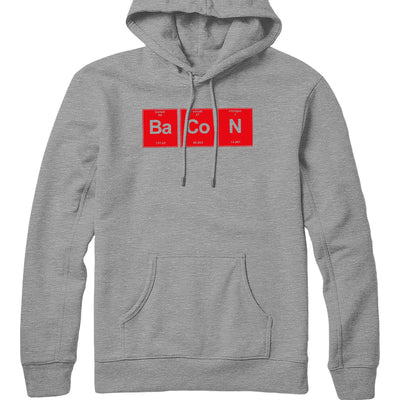 Bacon Elements Hoodie