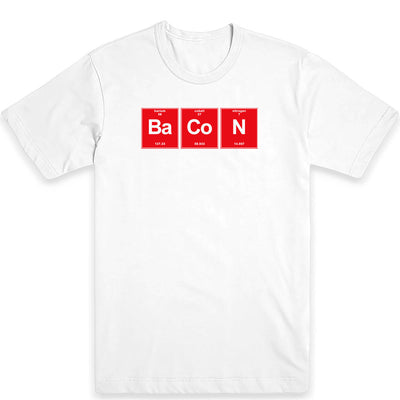Bacon Elements Men's Tee
