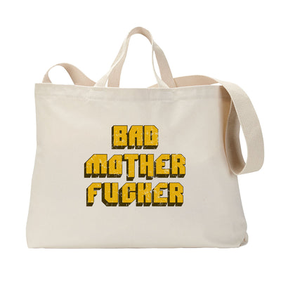 Bad Motherfucker Tote Bag