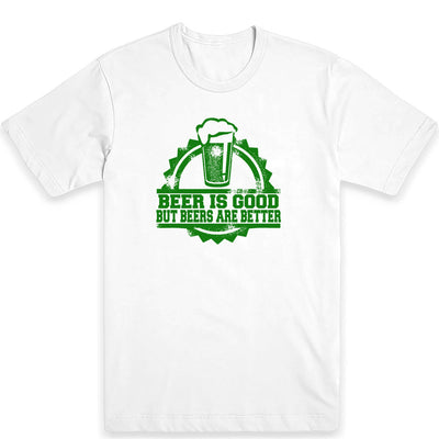 Beers Are Good Men's Tee