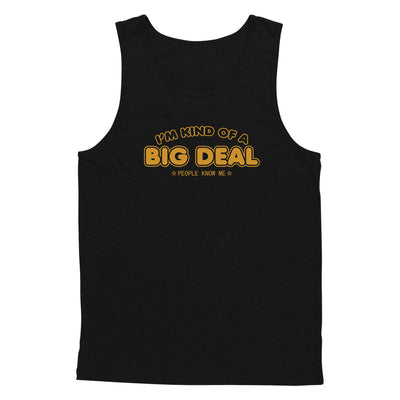 Big Deal Tank Top