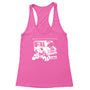 Big Worm Women's Racerback Tank
