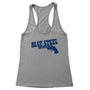 Blue Steel Women's Racerback Tank