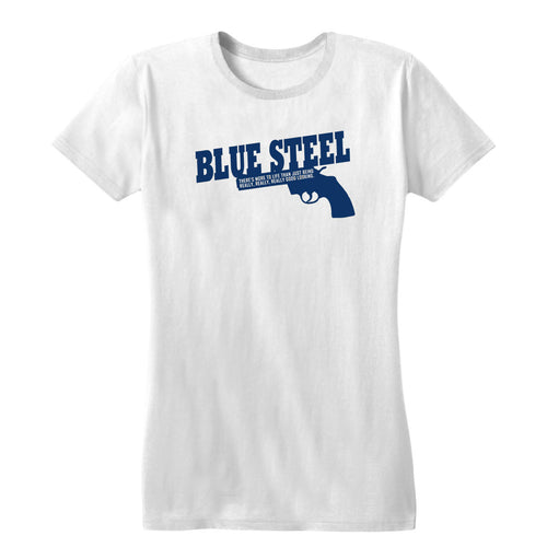 Blue Steel Women's Tee