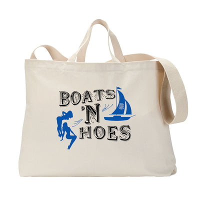 Boats N Hoes Tote Bag