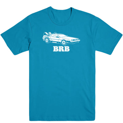 Be Right Back Men's Tee