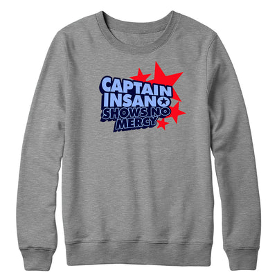 Captain Insano Crewneck