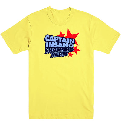 Captain Insano Men's Tee