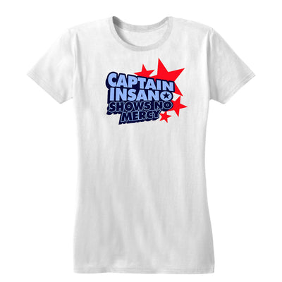 Captain Insano Women's Tee