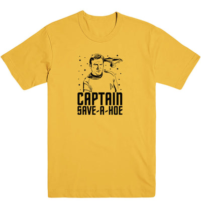 Captain Save A Hoe Men's Tee