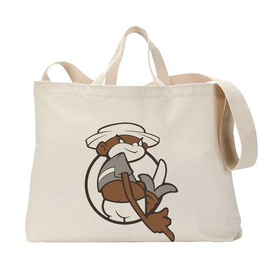 Johnny Chimpo Tote Bag