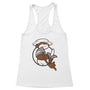 Johnny Chimpo Women's Racerback Tank