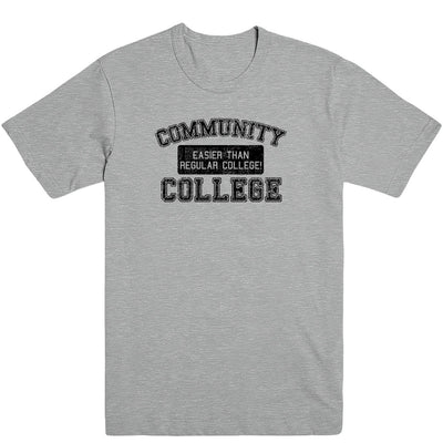 Community College Men's Tee