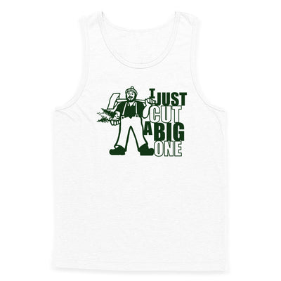Cut A Big One Tank Top
