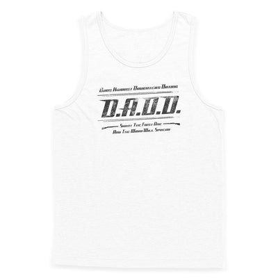Dad's Against Daughters Dating Tank Top