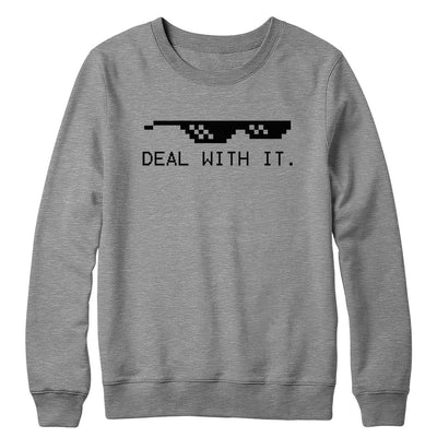 Deal With It Crewneck