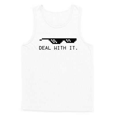 Deal With It Tank Top