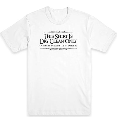 Dry Clean Only Men's Tee