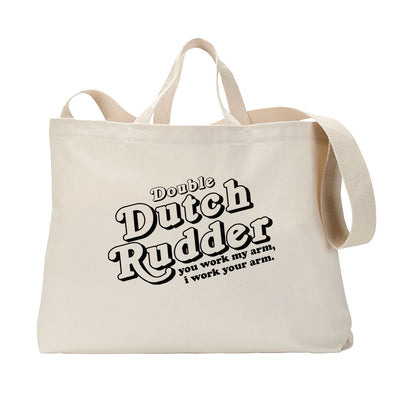 Dutch Rudder Tote Bag