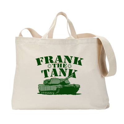 Frank The Tank Tote Bag