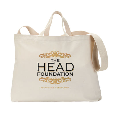 Head Foundation Tote Bag