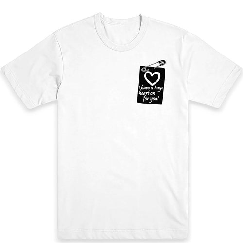 Heart On Men's Tee