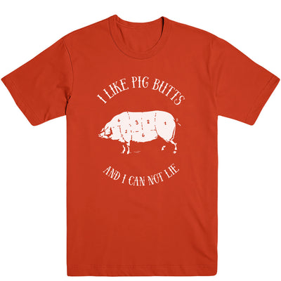 I LIke Pig Butts Men's Tee