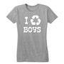 I Recycle Boys Women's Tee