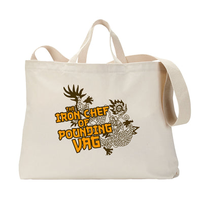 Iron Chef Tote Bag