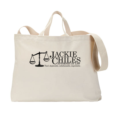 Jackie Chiles Tote Bag