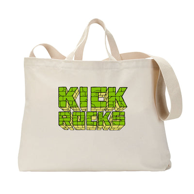 Kick Rocks Tote Bag