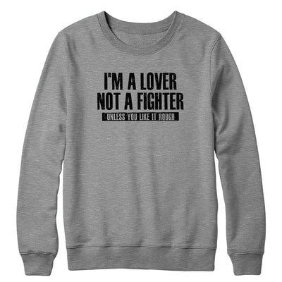 Lover Fighter Crewneck