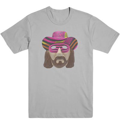 The Macho Mask Tee
