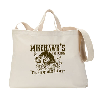 Mike Hawk's Tote Bag